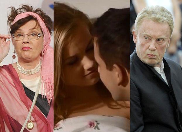 """""""Klan"""" zostaje w TVP. Ale bez Olbrychskiego"""