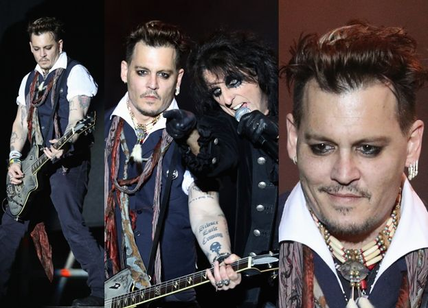 Johnny Depp zmienił wizerunek... Jest lepiej? (ZDJĘCIA)