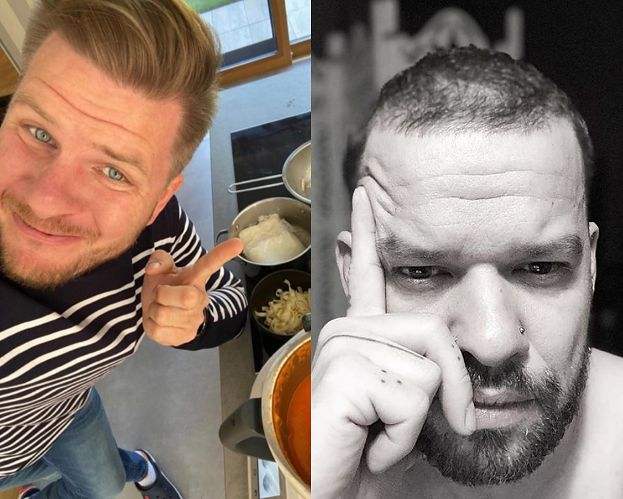 """Filip Chajzer odpowiada Michałowi Pirógowi: """"MAM PRAWO DO NIE POLUBIENIA FALAFELA"""""""