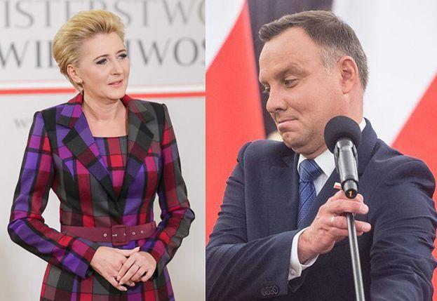 """Andrzej Duda odradzał żonie pracę w szkolnictwie? """"Wiedzieliśmy, że te płace nauczycieli są relatywnie niskie"""""""