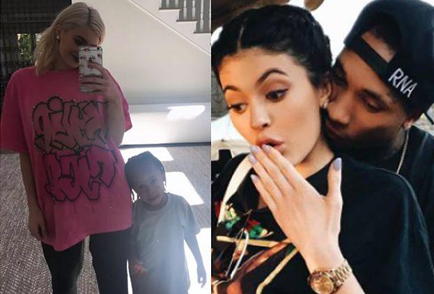 19-letnia Kylie Jenner JEST W CIĄŻY z Tygą?