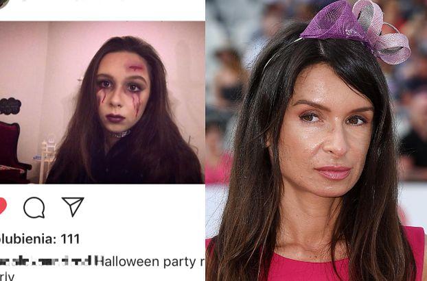 """Kaczyńska atakuje Halloween: """"Nie sposób obronić słuszności obchodzenia tego święta przez dzieci"""". Córka nie przeczytała jej felietonu?"""