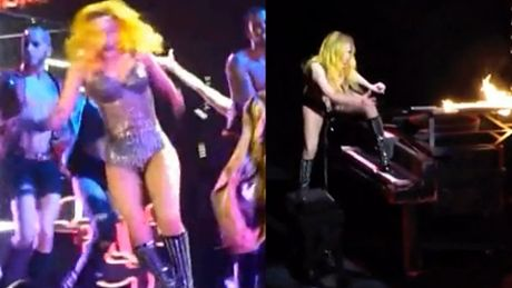 Tak upada Lady GaGa