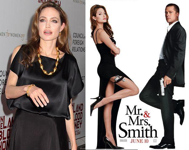 """Jolie: """"To była miłość od pierwszego wejrzenia"""""""
