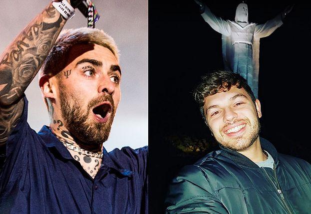 Religijny raper chwali się, że... egzorcysta odradził mu współpracę z Quebonafide!