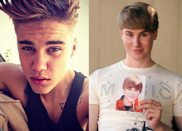 """Psychofan Biebera: """"Nareszcie WYGLĄDAM JAK JUSTIN"""""""
