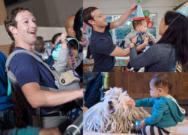 """Mark Zuckerberg znowu zostanie ojcem! """"Chciałem, aby to była dziewczynka"""""""