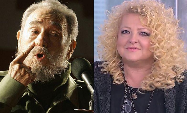 "Gessler: ""Fidel Castro pachniał cudownie!"""