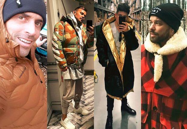 Męskie kurtki zimowe - przegląd trendów