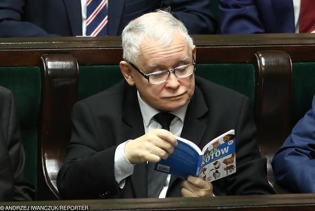 """Jarosław Kaczyński w """"Pytaniu na śniadanie"""" zdradza, co robi w wolnym czasie: """"Bardzo lubię czytać i spędzać czas ze znajomymi"""""""