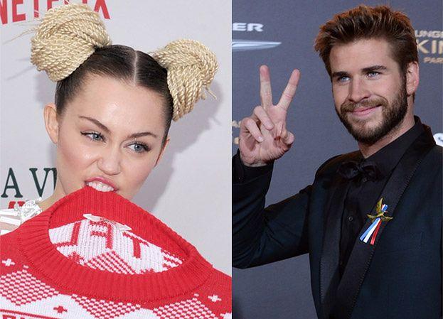 Miley rzuciła dziewczynę i wróciła do Hemswortha?!