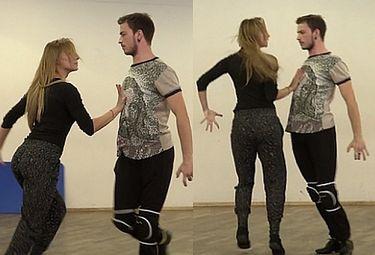 Janek Mela tańczy paso doble!