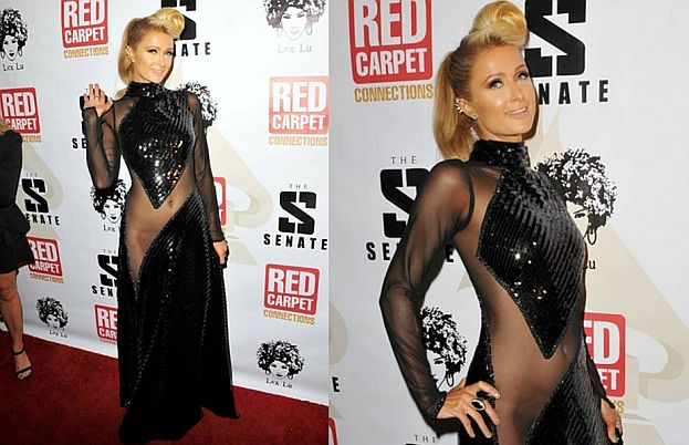 Co pokazała Paris Hilton? (ZDJĘCIA)