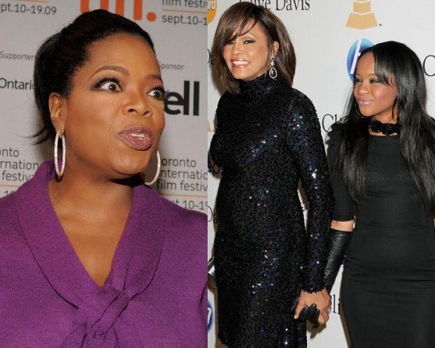 Córka Whitney wystąpi w programie Oprah!