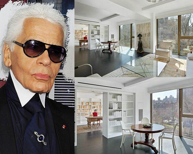Lagerfeld sprzedaje apartament! ZOBACZ!