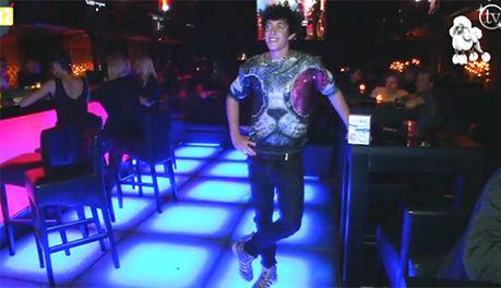 """""""20-letni milioner"""" na imprezie Bałon"""