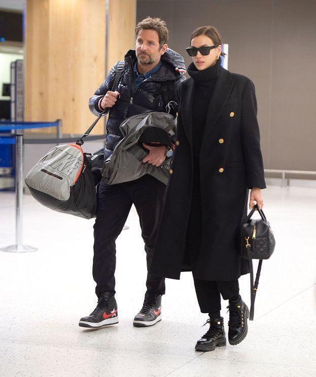 """Irina Shayk i Bradley Cooper podzielili opiekę nad córką: """"Na ten moment nie ma między nimi żadnego dramatu"""""""