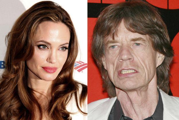 Mick Jagger miał obsesję na punkcie Angeliny?