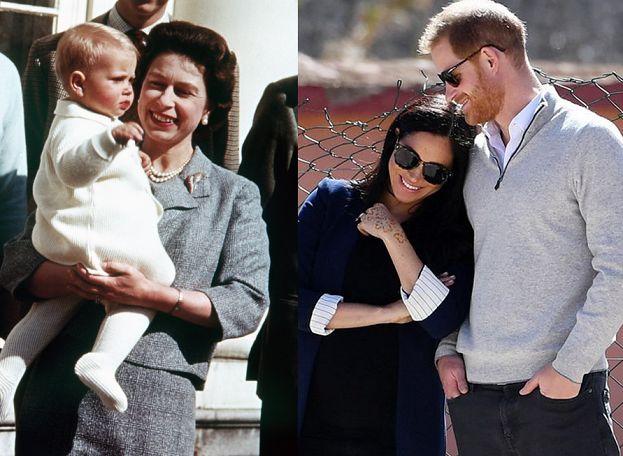 """Meghan Markle urodzi w domu. """"Zamierza pójść śladami królowej"""""""