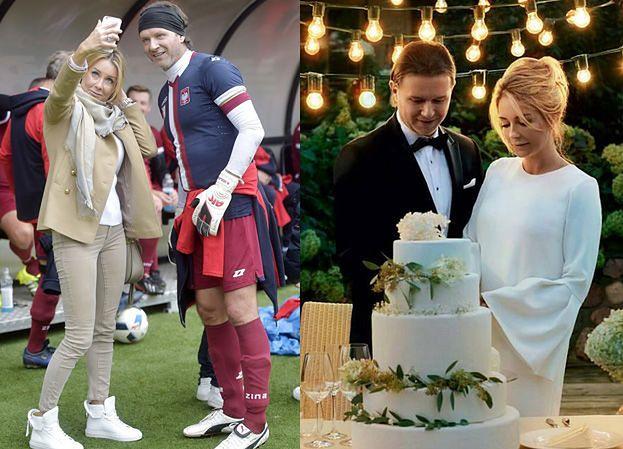 Małgorzata Rozenek-Majdan odda suknię ślubną na aukcję WOŚP!
