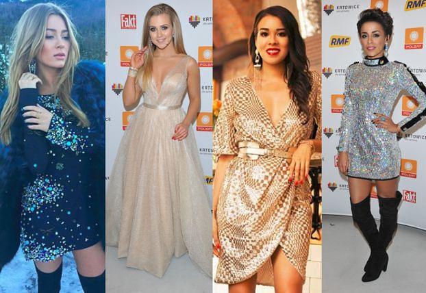 Sukienki na sylwestra - największe trendy