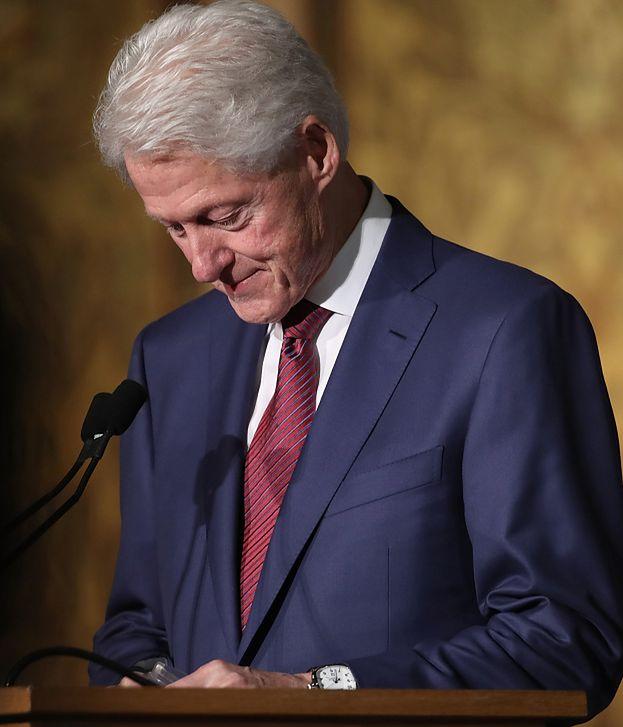 """Bill Clinton też zostanie oskarżony o MOLESTOWANIE? """"Jest zrozpaczony na myśl o kolejnej aferze"""""""