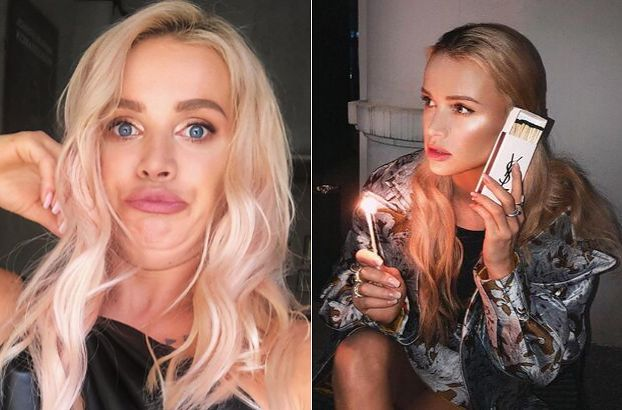 """Maffashion dzwoni z pudełka zapałek Yves Saint Laurent na Instagramie. Internauci: """"Nie baw się ogniem, bo się zesikasz w nocy"""""""