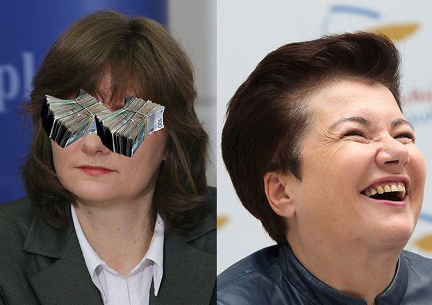 Najbogatsza urzędniczka dostawała po KILKA MILIONÓW MIESIĘCZNIE z konta ratusza!