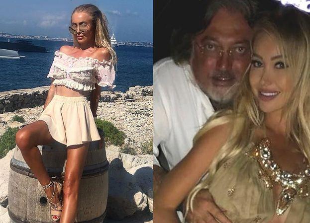 """Julia Dybowska opływa w luksusy na wiecznych wakacjach. Internauci dociekają: """"Kiedy wspólne zdjęcie z Robertem?"""""""
