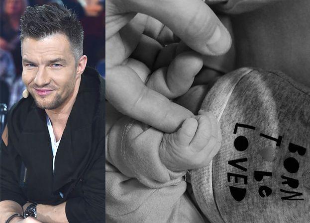 Adam Sztaba został ojcem! (FOTO)