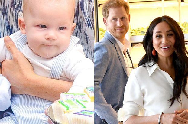"""Książę Harry potwierdza: """"Archie ma RUDE WŁOSY"""". Zaskoczeni?"""
