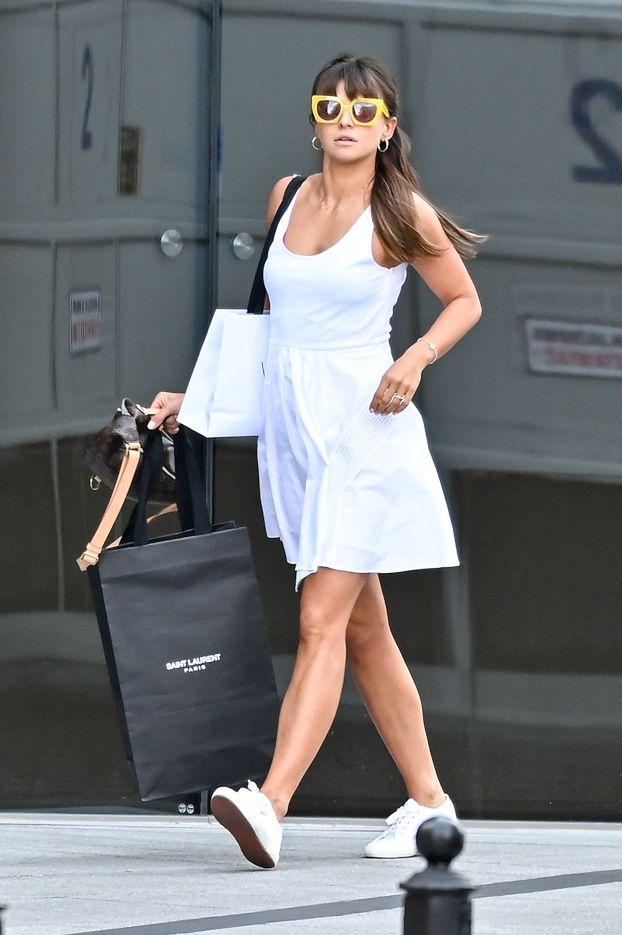 Ekskluzywne zakupy Anny Lewandowskiej: Saint Laurent, Mercedes i prywatny ochroniarz (FOTO)