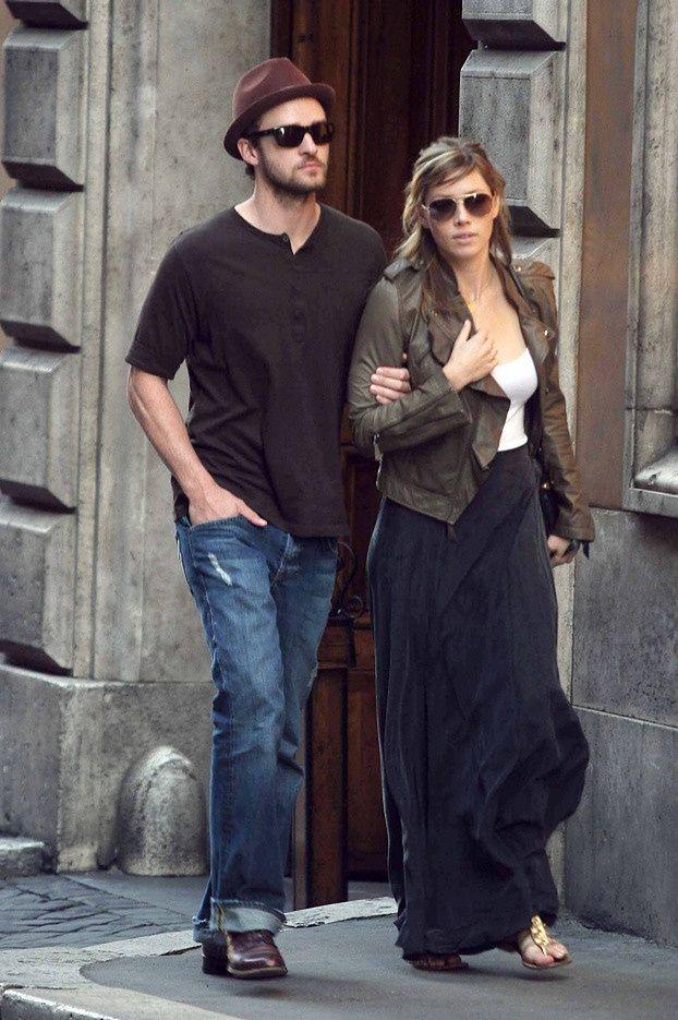 Timberlake i Biel ZARĘCZYLI SIĘ?!