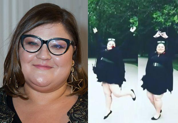 """Dominika Gwit pląsa po śląskim parku niczym baletnica. """"Wasz czarny łabędź"""""""