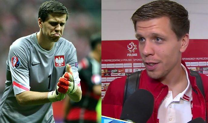 """Szczęsny: """"Anglię na Wembley zatrzymał Tomaszewski, Niemców zatrzymała cała drużyna!"""""""