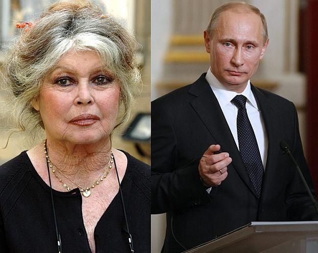 Brigitte Bardot też wyprowadzi się do Rosji!