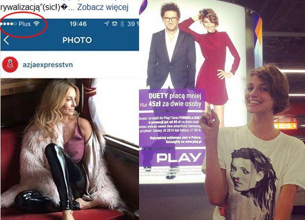 Renata Kaczoruk łamie umowę z Play? Sama korzysta z konkurencyjnej sieci…