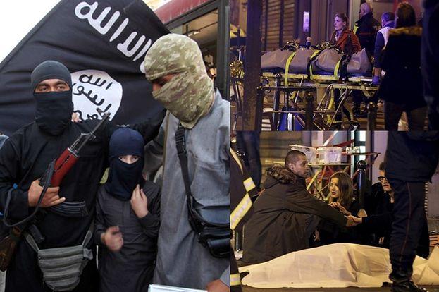 """Państwo Islamskie PRZYZNAŁO SIĘ DO ZAMACHÓW! """"Francja NIE ZAZNA SPOKOJU"""""""