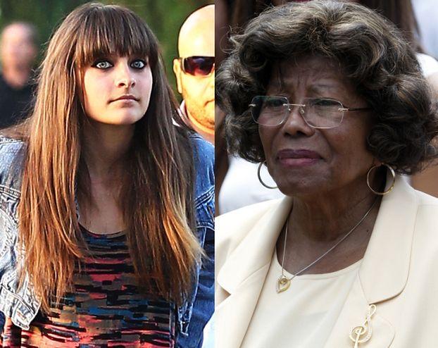 Janet chce wyrzucić dzieci Michaela z domu! SZARPAŁA SIĘ Z PARIS!