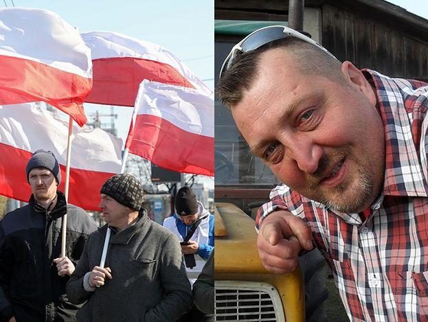 """Uczestnicy programu """"Rolnik szuka żony"""" komentują strajk rolników: """"Nie krzyczą dajcie nam więcej pieniędzy!"""""""