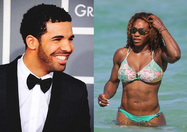 Serena Williams spotyka się z... Drake'iem!