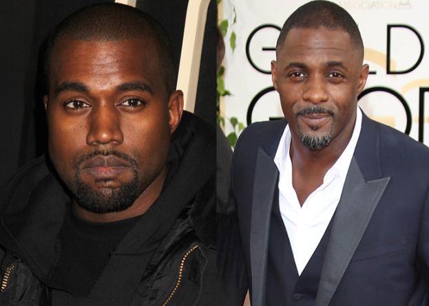 """Kanye West: """"Czarny James Bond byłby wizjonerski!"""""""