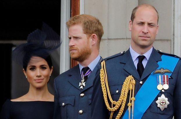 """Książe William martwi się o Harry'ego i Meghan. """"Przechodzą trudny okres"""""""