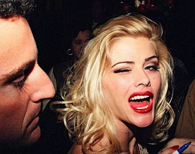 Próbował ratować Annę Nicole Smith