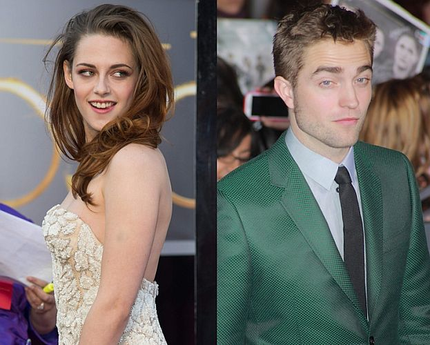 """Pattinson wprowadził się do Stewart! """"SĄ NIEROZŁĄCZNI!"""""""
