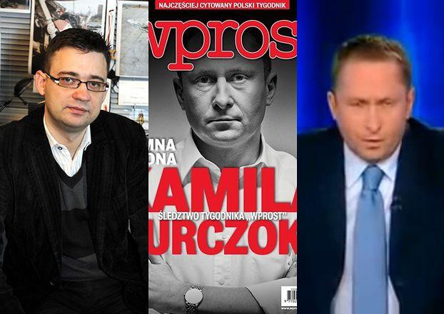 """Dziennikarz """"Wprost"""" o zwolnieniu Durczoka: """"MAM SATYSFAKCJĘ. Udało się naruszyć WIELKIE TABU"""""""