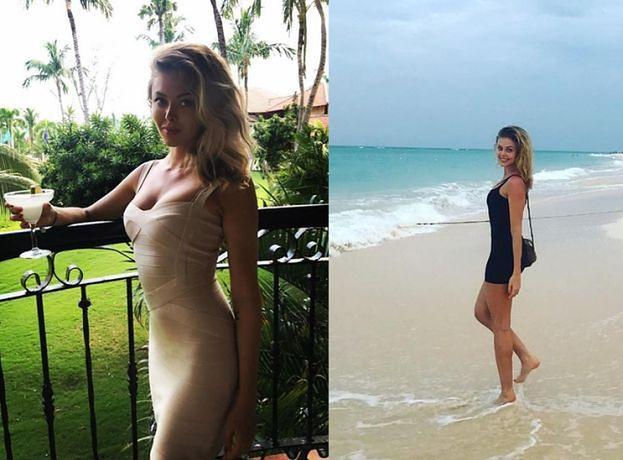 """Aktorka """"Pierwszej miłości"""" i przyjaciółka Mariny chwali się figurą w bikini (FOTO)"""