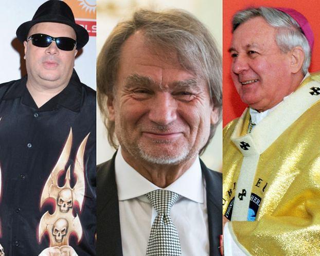 """Skiba recenzuje """"Kler"""" i pisze, jak nie zauważa się pedofilii: """"Jan Kulczyk, Abakanowicz BRONILI ARCYBISKUPA PAETZA"""""""