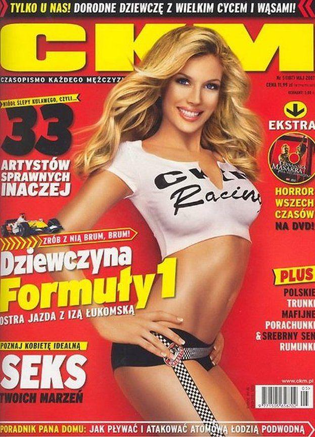 """Łukomska-Pyżalska o swojej karierze: """"Chciałam czegoś więcej niż pozowanie do zdjęć"""""""