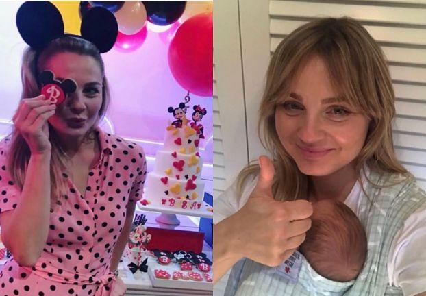 """Małgorzata Socha pokazała zdjęcia z drugich urodzin córki. """"Nawet nie wiem, kiedy to zleciało"""" (FOTO)"""